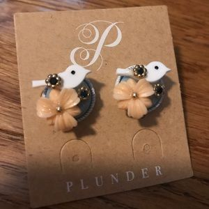 Retired Plunder earrings-NWT